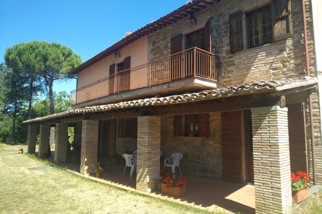 Casa 'Bonfatti' a Gubbio